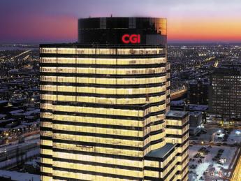 Sede de CGI en Montreal, Canadá