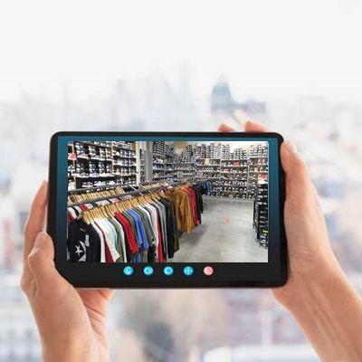 El outlet de Converse Landed lanza la compra por videollamada