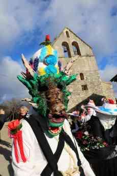 Foto de Archivo Carnaval de Almiruete 2018