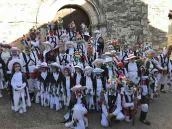 Foto de Archivo Carnaval de Almiruete 2019