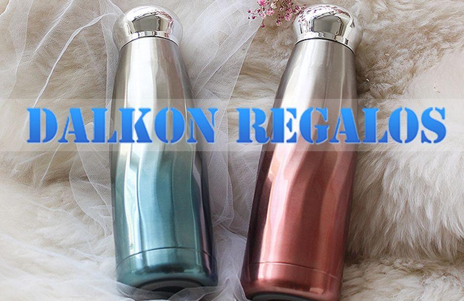 Ventajas de los bidones personalizados de acero inoxidable, por DALKON