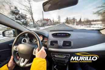 Cambio neumáticos talleres Murillo