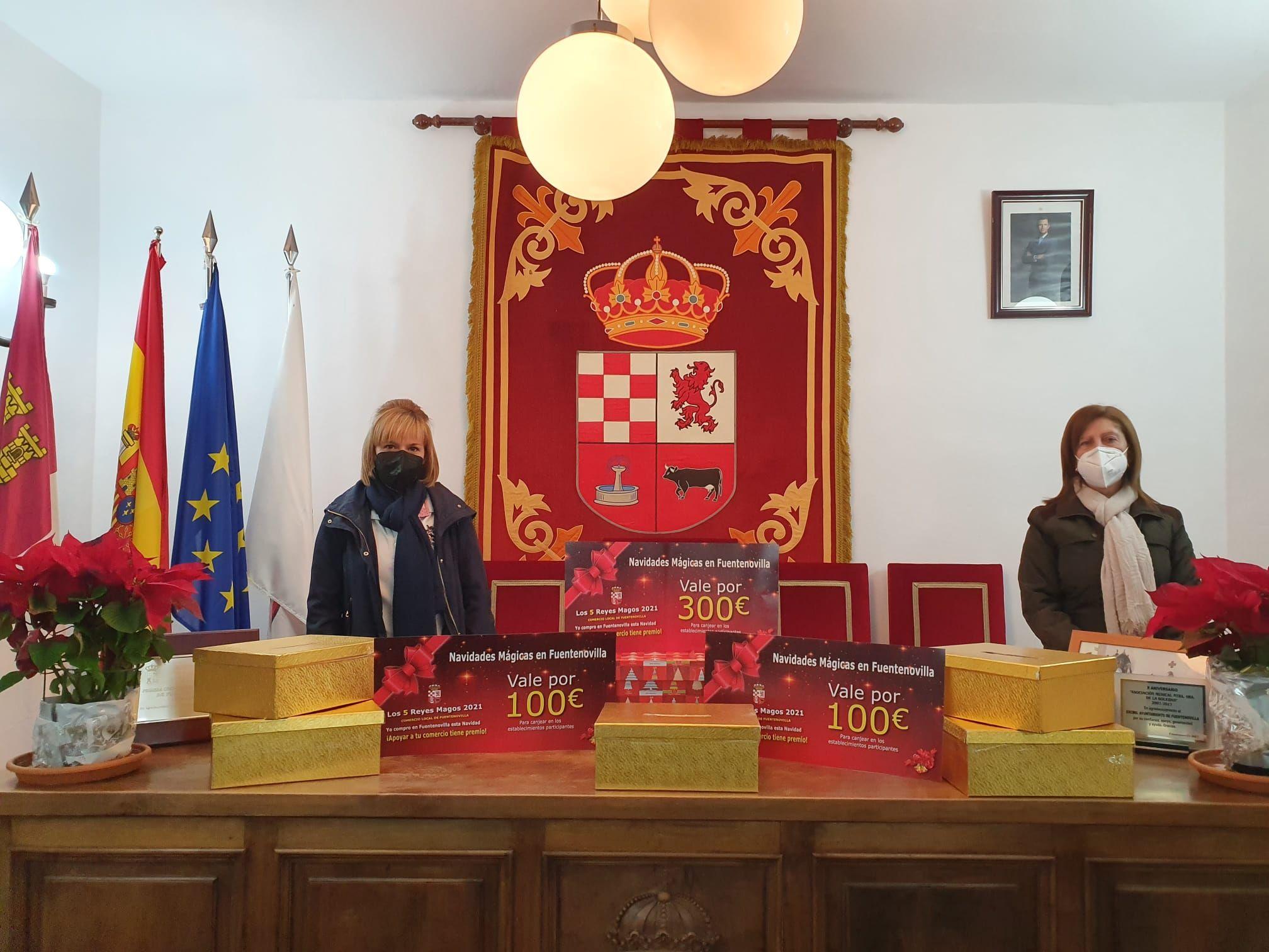 Rosario Montes gana el premio de 300 euros de los 5 Reyes Magos