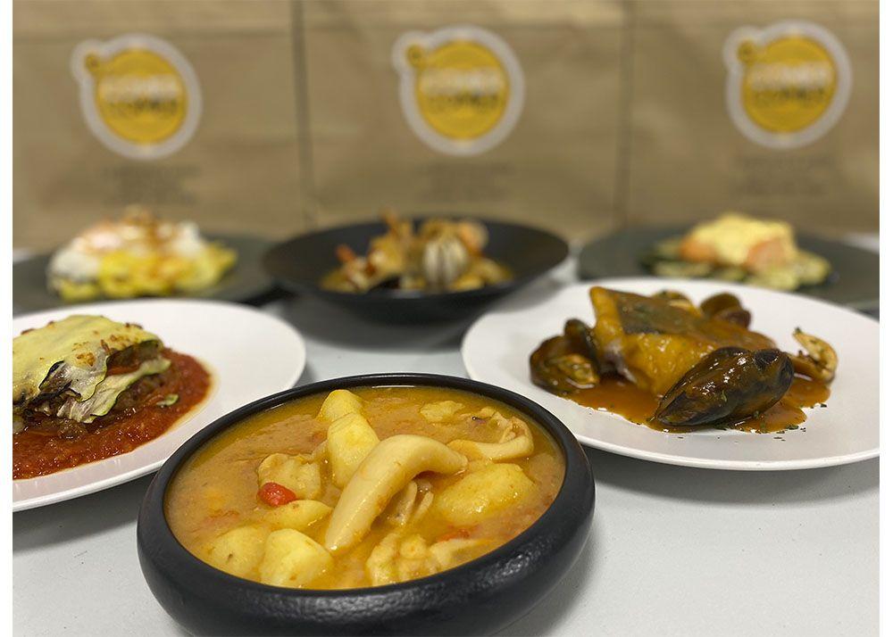 Fotografia descubre la mejor comida a domicilio de Madrid