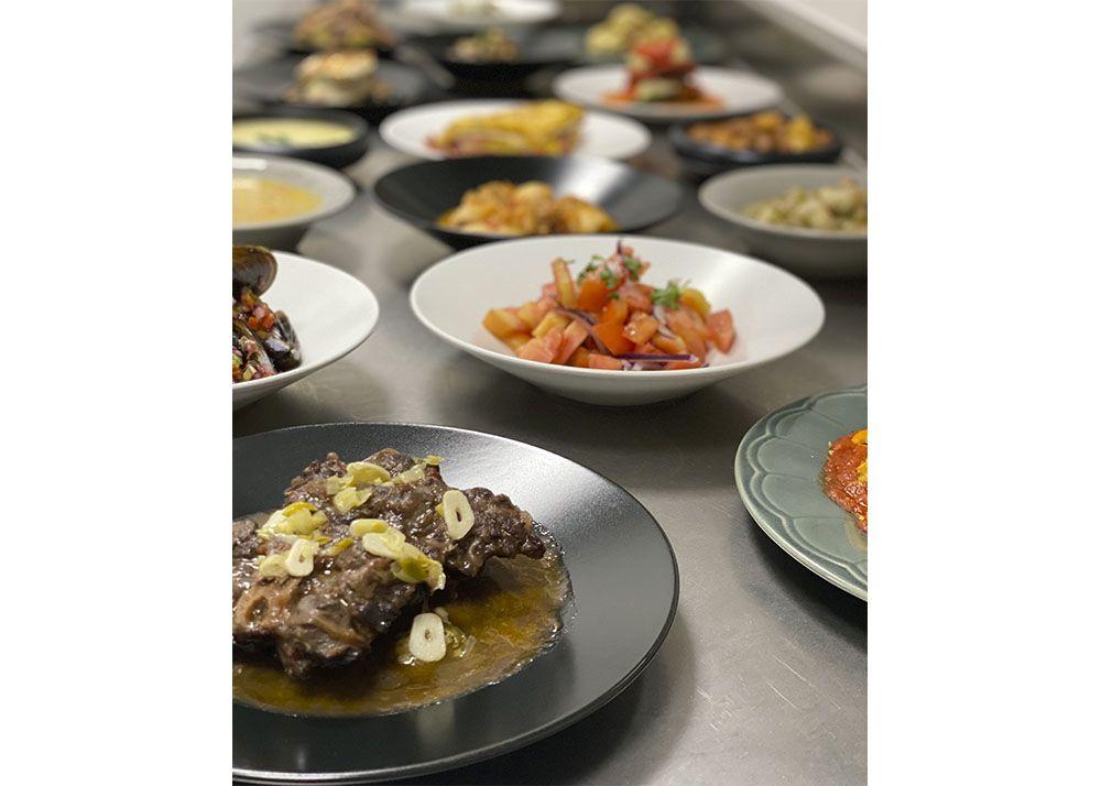 Fotografia comida casera casera a domicilio en Madrid