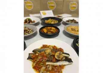 Foto de la diferencia entre (solo) comer y comer bien bien