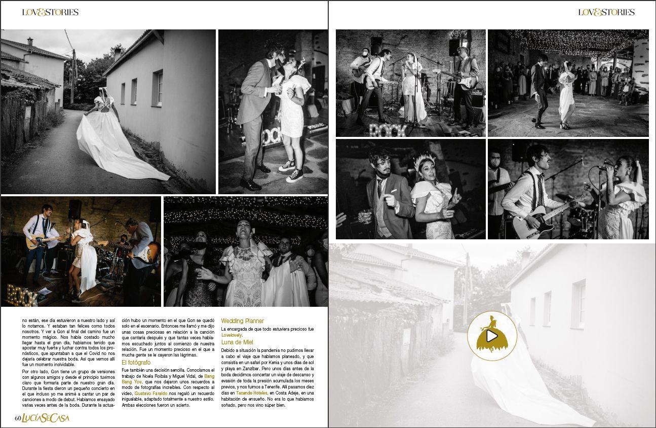 Fotografia Revista interativa