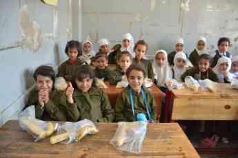 Foto de Solidarios Sin Fronteras - Desayunos para niñas
