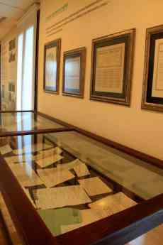Museo de La Plata, Hiendelaencina