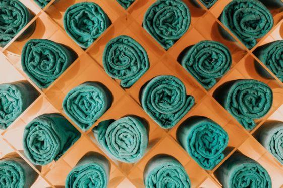 Foto de Toallas de secado