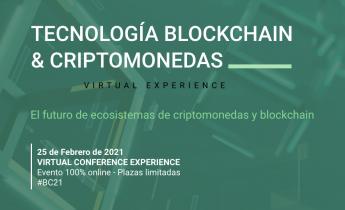 Tecnología Blockchain & Criptomonedas