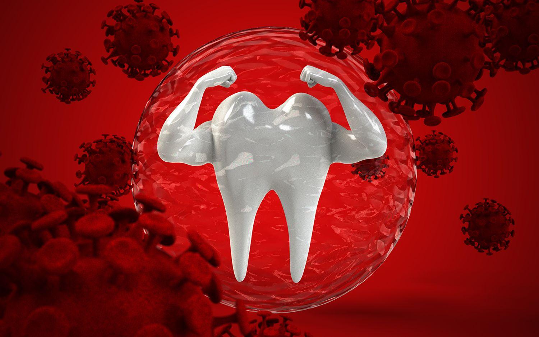 Foto de clinicas dentales pandemia
