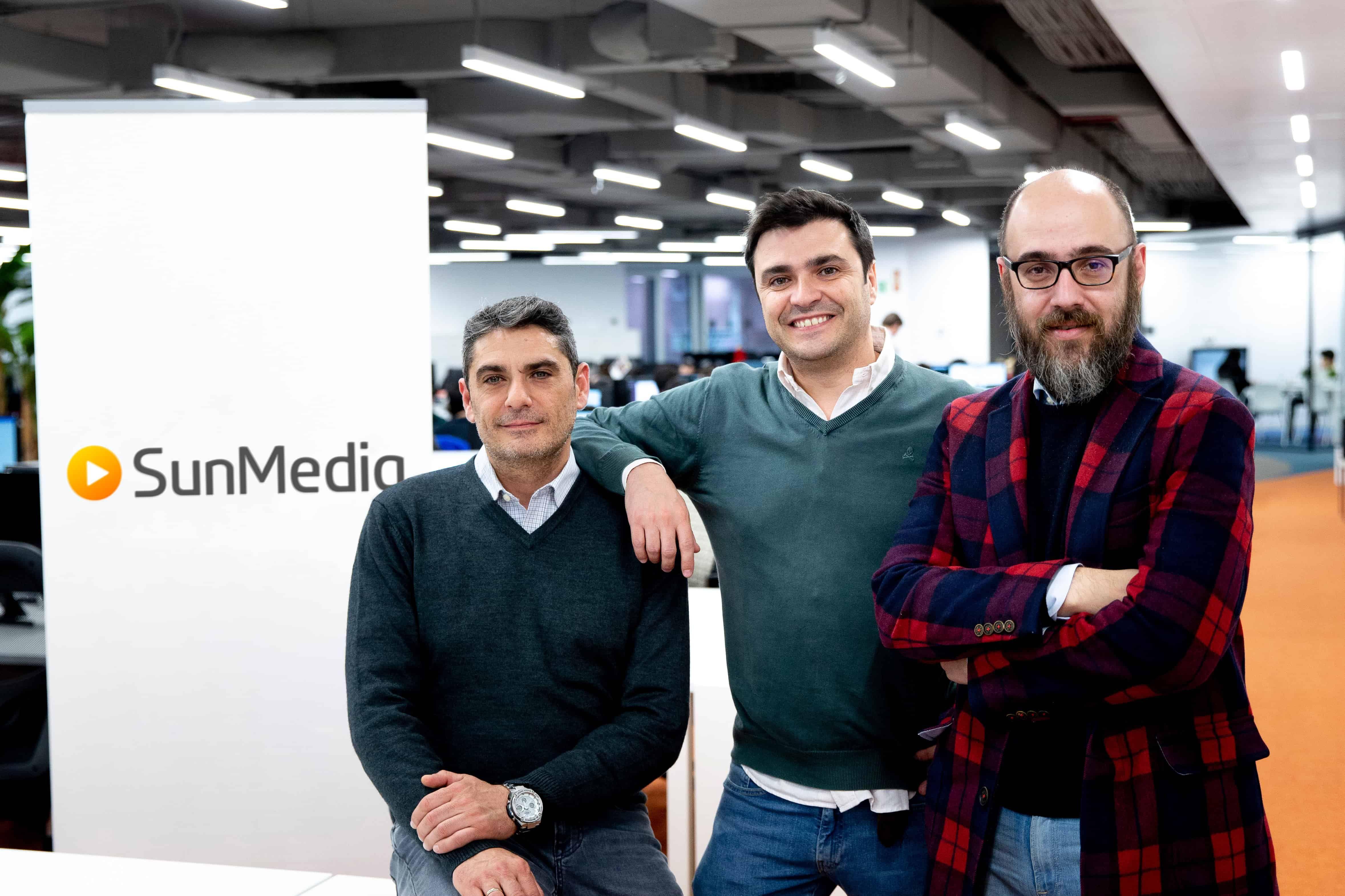 Fotografia Crecimiento de SunMedia en 2020