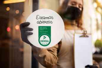 La certificación DEKRA para garantizar que los negocios cumplen con los requisitos de seguridad