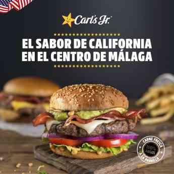 Nuevo restaurante de Carl´s Jr. en Málaga