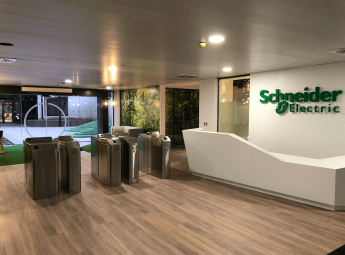 Las oficinas de Schneider Electric en San Sebastián de los Reyes obtienen la certificación WELL por sus beneficios en la salud y