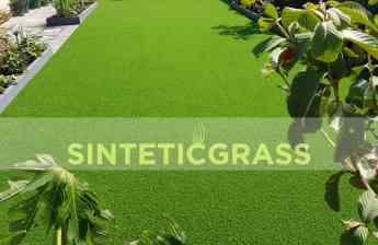 Césped artificial: solución ecológica para los jardines del futuro, por SINTETICGRASS