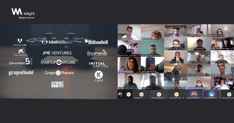 Wayra organiza un encuentro con 14 fondos para coinvertir hasta 2M? por startup del sector videojuegos