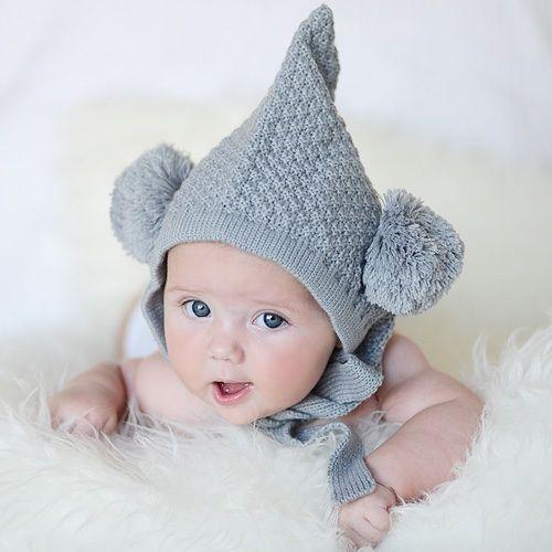 Foto de Gorros para bebes