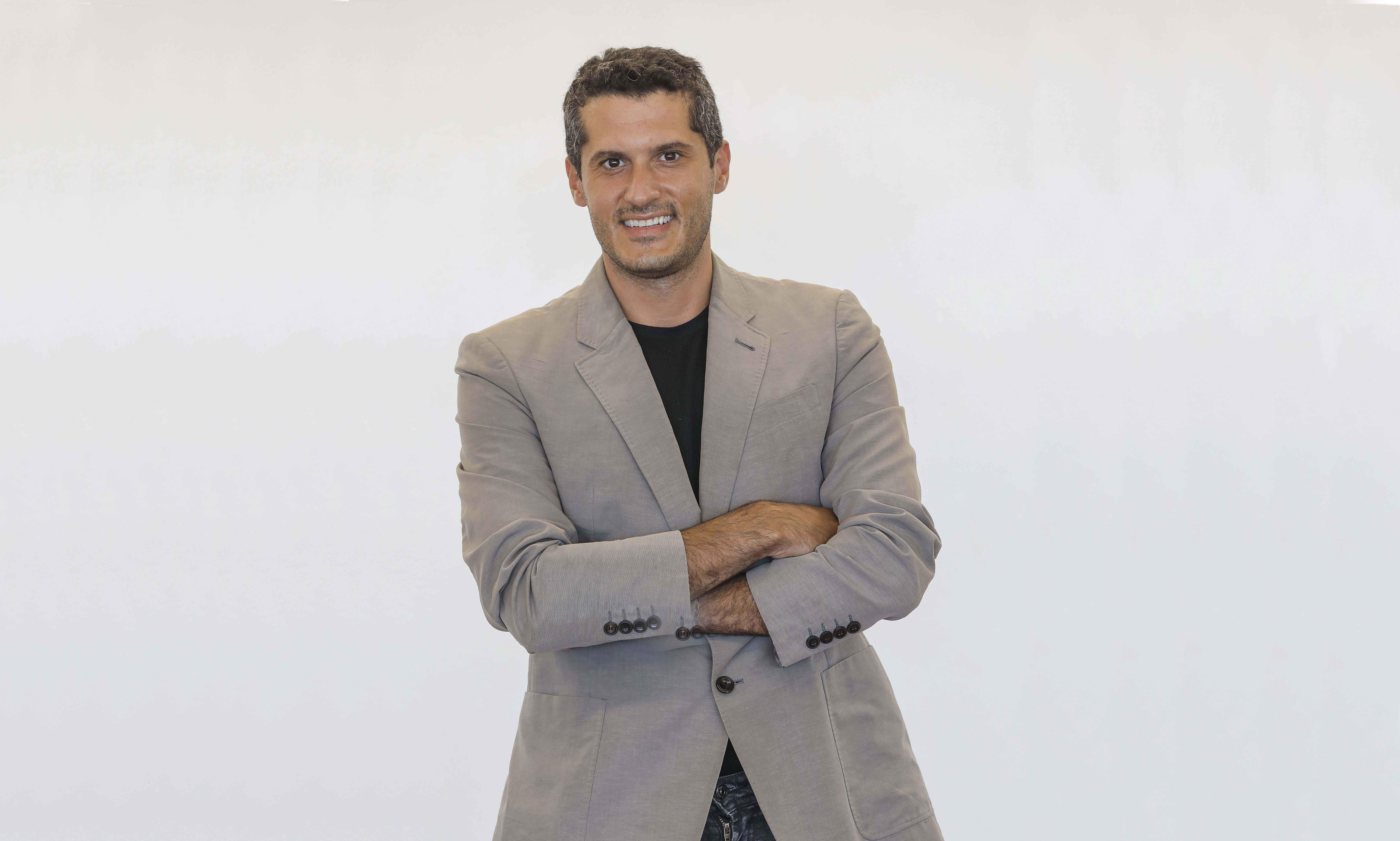 Fotografia Juan Ferrer, CEO de Hipoo