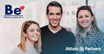 Foto de Colaboradores de Allianz Partners