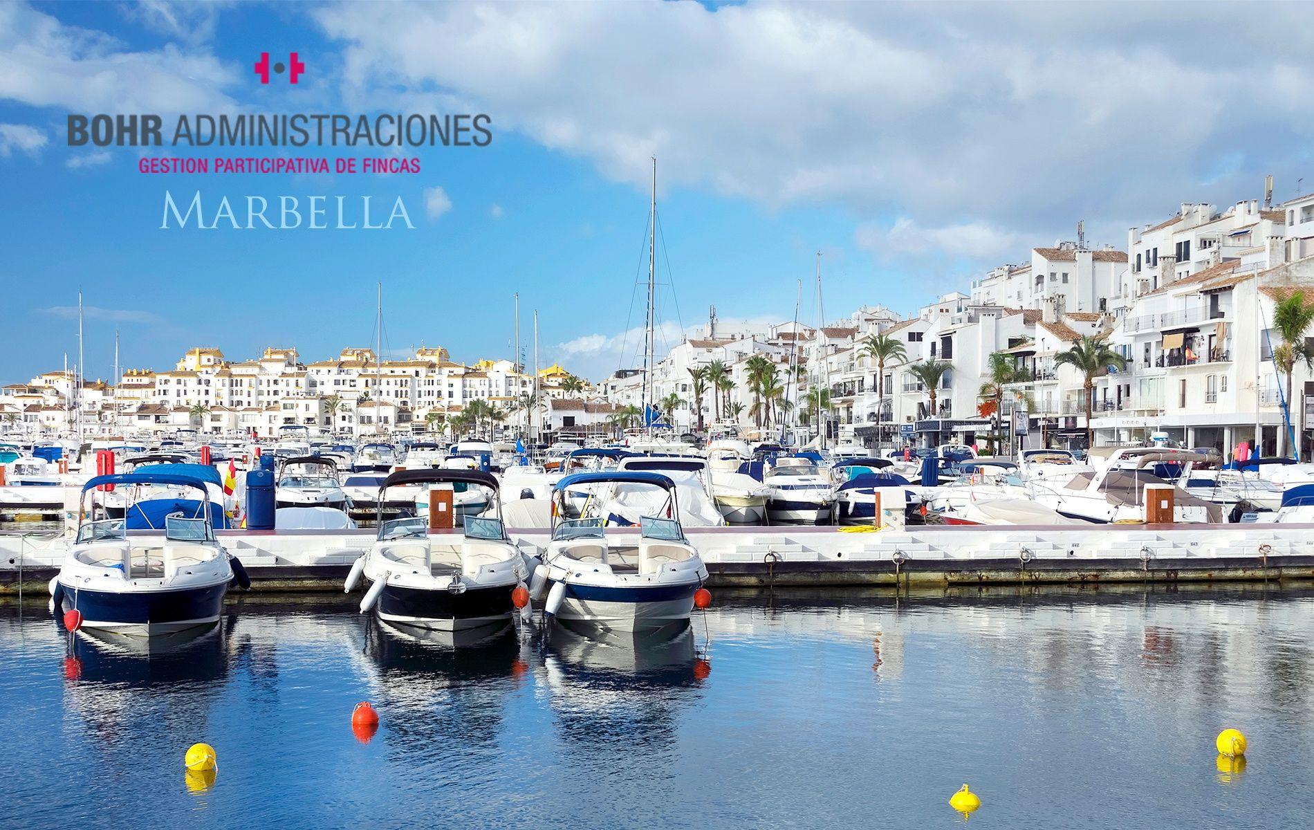 Bohr Administraciones encara 2021 con buenas expectativas con respecto al mercado inmobiliario en Marbella