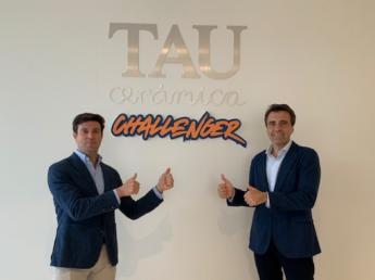 Acuerdo TAU Cerámica UPC - patrocinio principal WPT Challenger