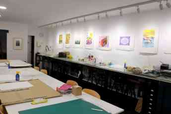 Foto de La Calcografía, una galería de arte y taller de grabado en