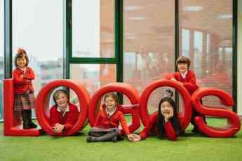 Colegio Logos en el Top 5 de los mejores colegios de España