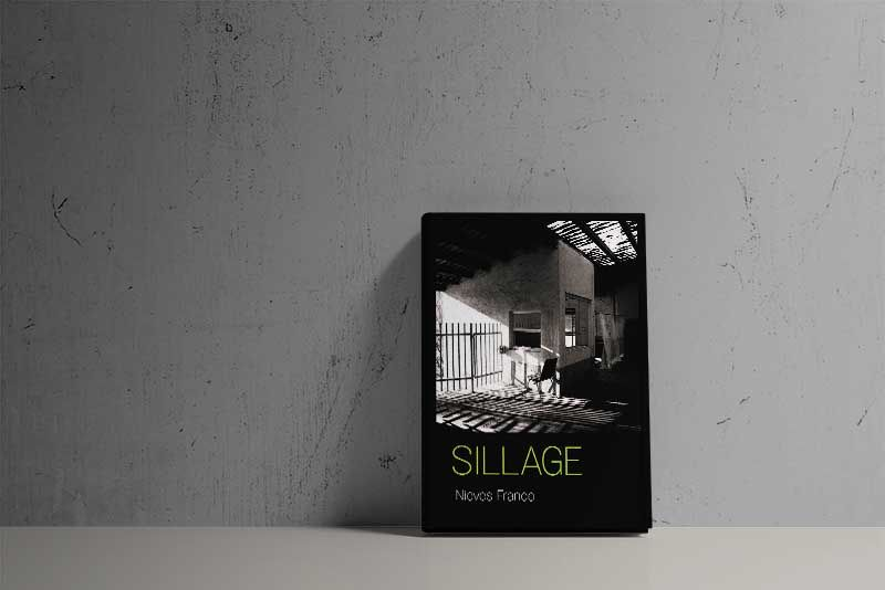 La novela de suspense renace gracias a 'Sillage', de Nieves Franco