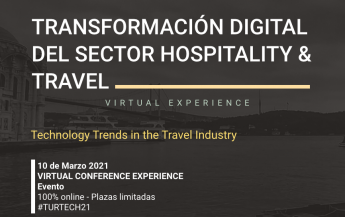 Transformación Digital del Sector Hospitality & Travel