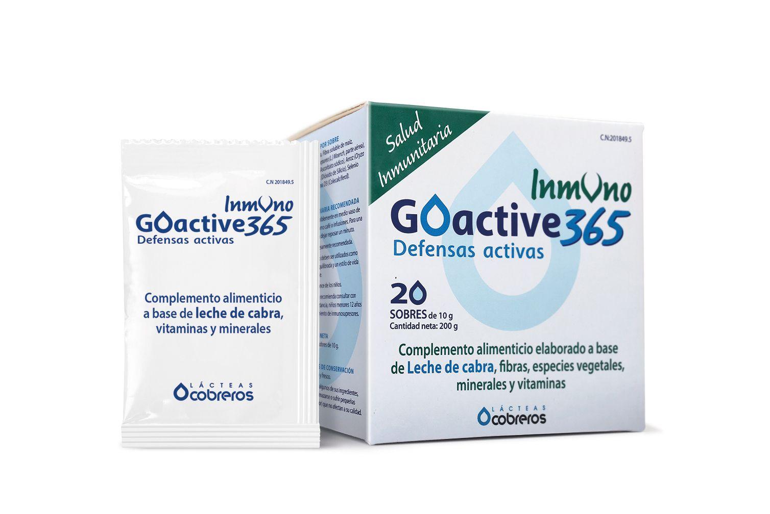 Fotografia Goactive365 Inmuno