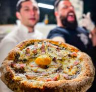 Fotografia Bdevikingo y pizza Napolitana Autentica