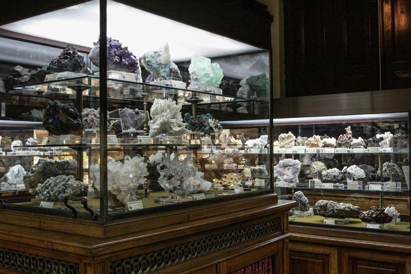 Fotografia Museos universitarios de la ETSIME-UPM