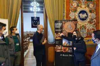 Visita técnica del equipo de la Dirección General de Patrimonio Cultural de la Comunidad de Madrid a la ETSIME-UPM