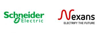 Nexans se asocia con Schneider Electric en un programa de