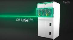 Fotografia Schneider Electric presenta SM AirSeT, su nueva gama de
