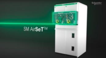 Schneider Electric presenta SM AirSeT, su nueva gama de celdas MT sin SF6, avanzando en la descarbonización de la energía
