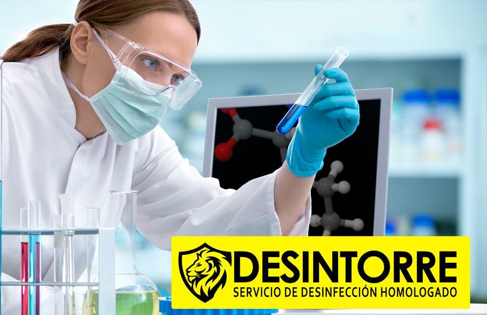 Fotografia Legionella: qué es y cómo prevenirla, por DESINTORRE