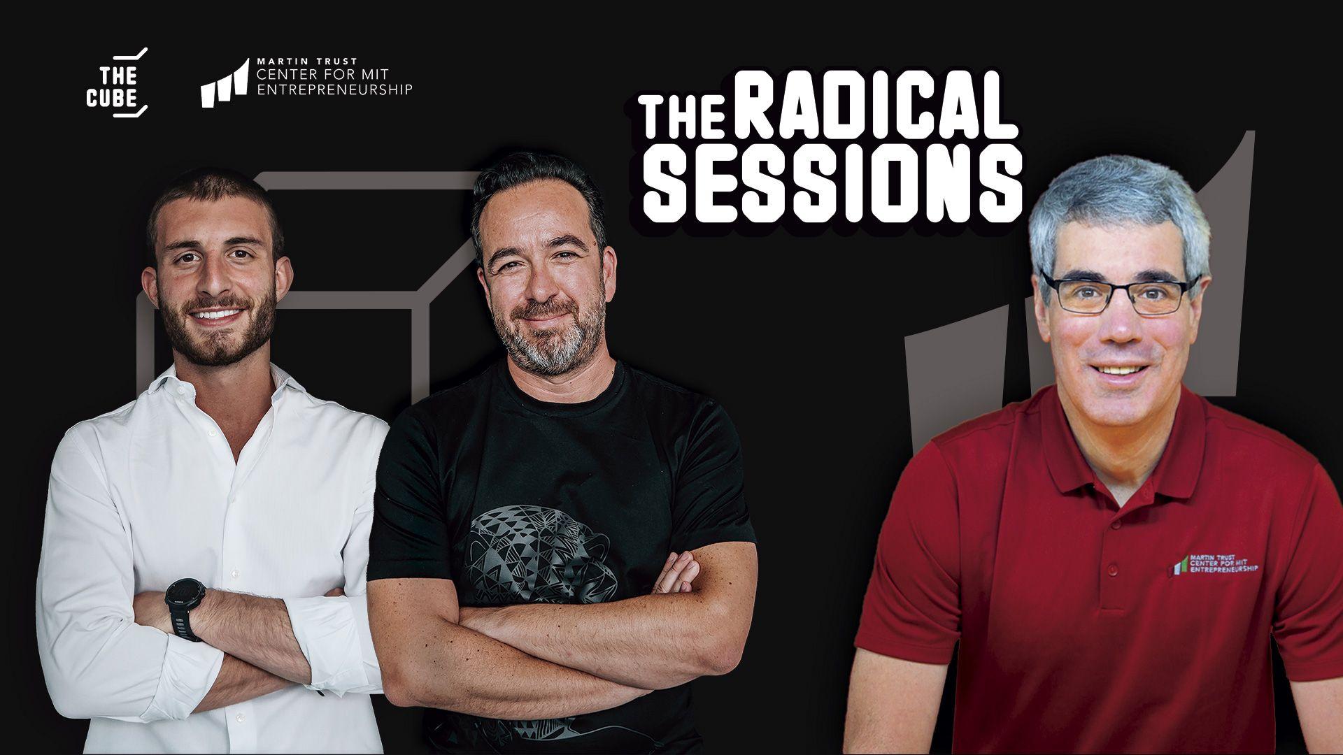 Fotografia The Radical Sessions_TheCUBE