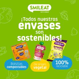 Foto de Nuevos envases sostenibles de Smileat