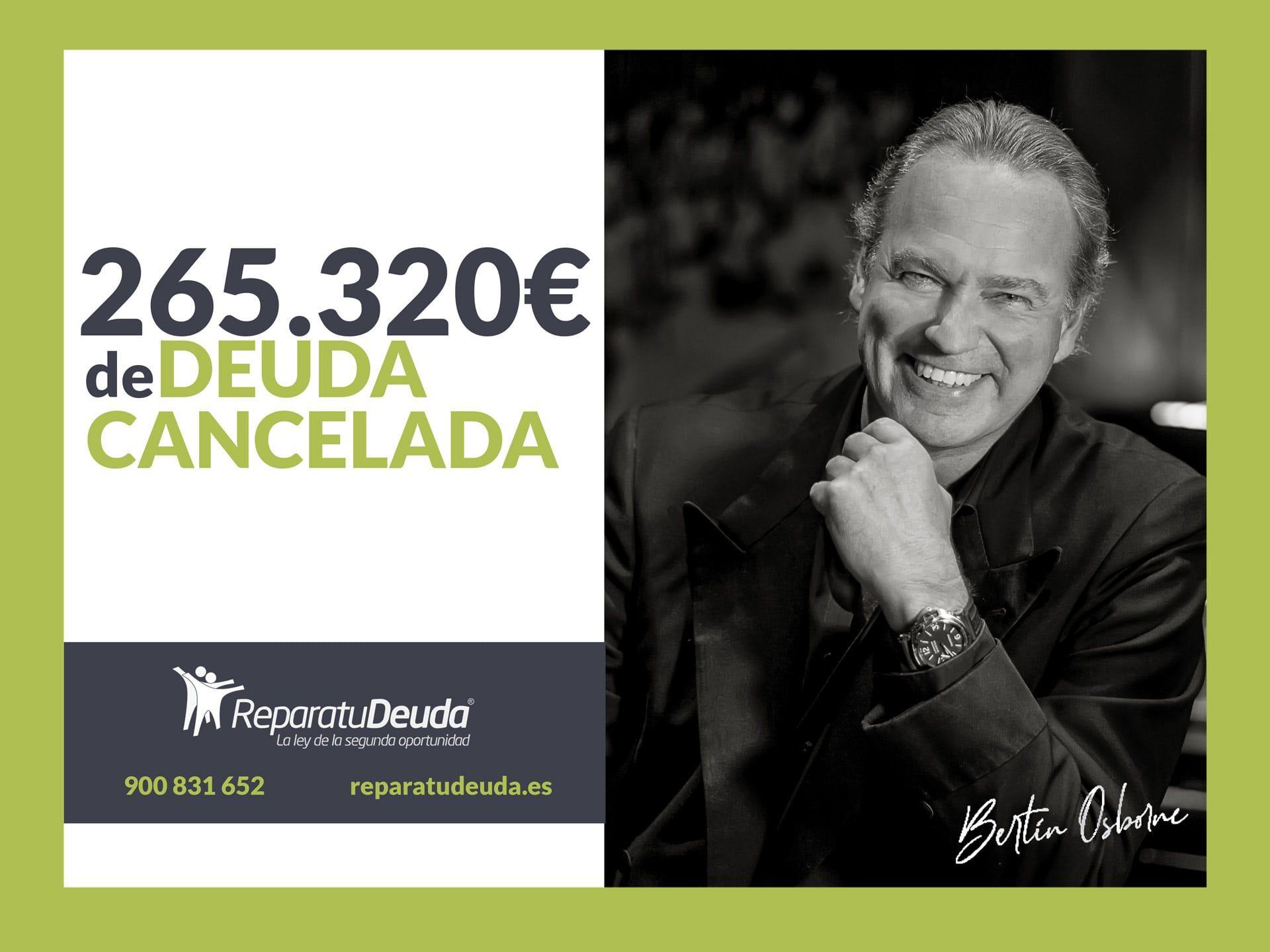 Repara tu Deuda Abogados cancela 289.000 ? en Martorell (Barcelona) con la Ley de Segunda Oportunidad