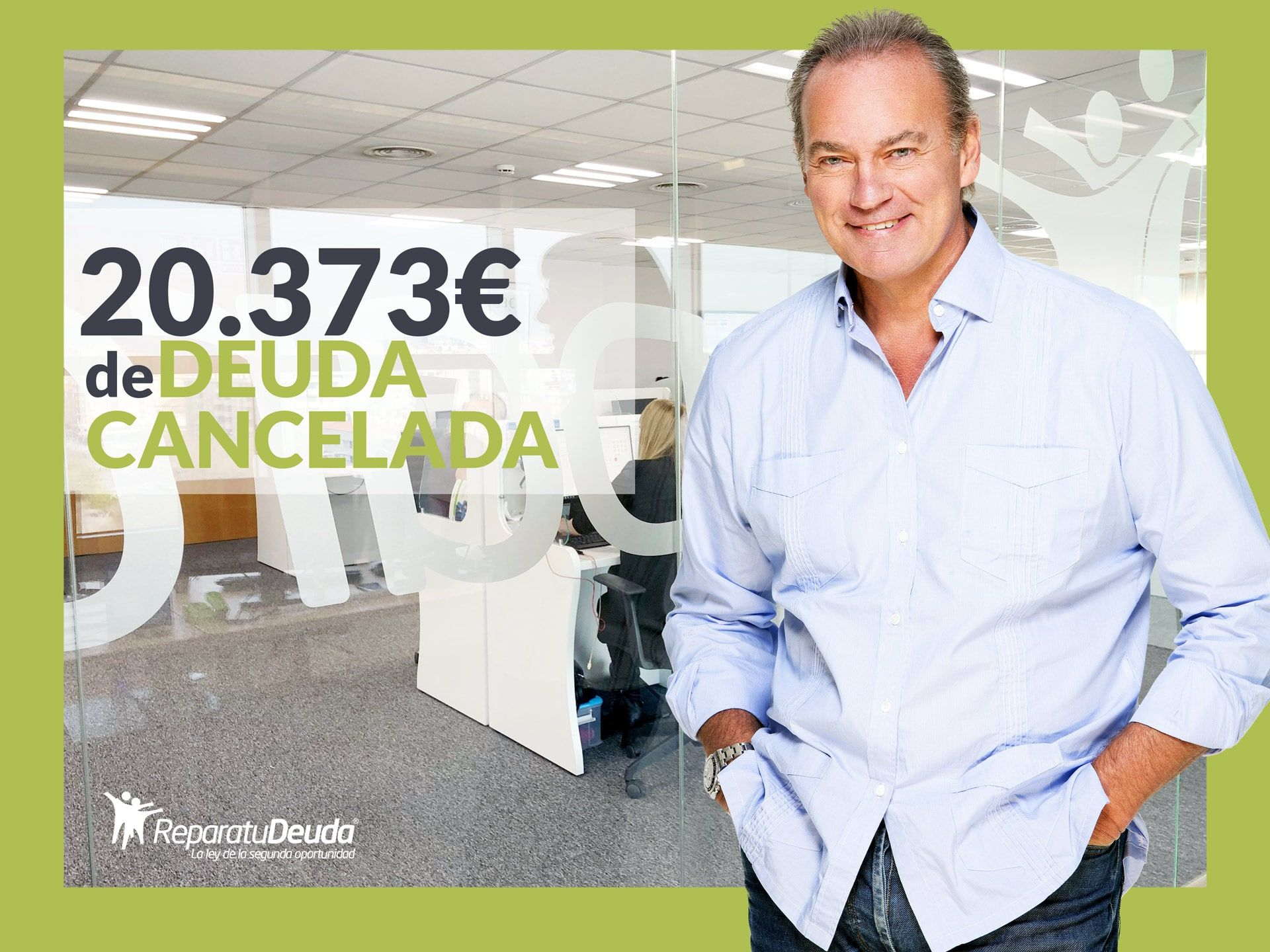 Repara tu Deuda abogados cancela 20.373? en Barcelona con la Ley de Segunda Oportunidad