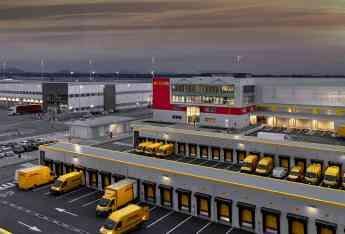 Foto de Instalaciones de DHL en Malpensa