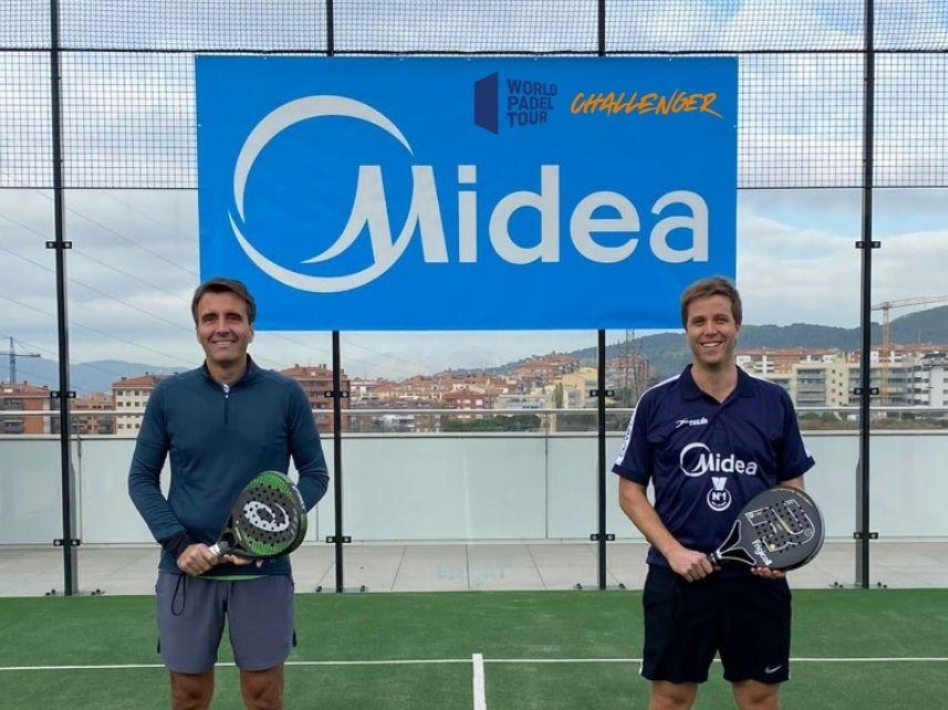 Frigicoll se convierte en patrocinador oficial de WPT Challenger con una de sus marcas representadas, MIDEA