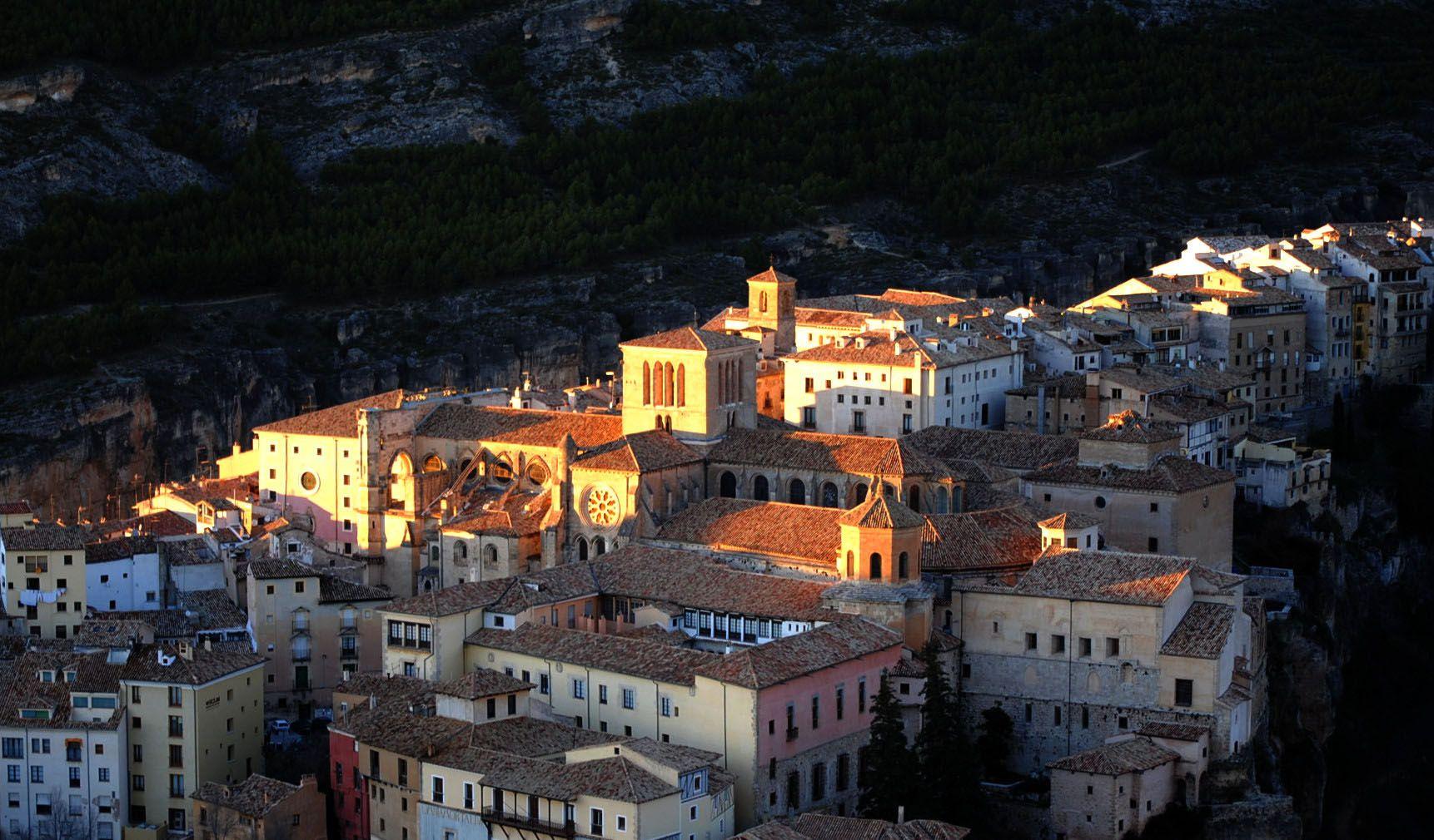 Fotografia Cuenca. Nace el grupo de trabajo del CSCAE 'Arquitectos +