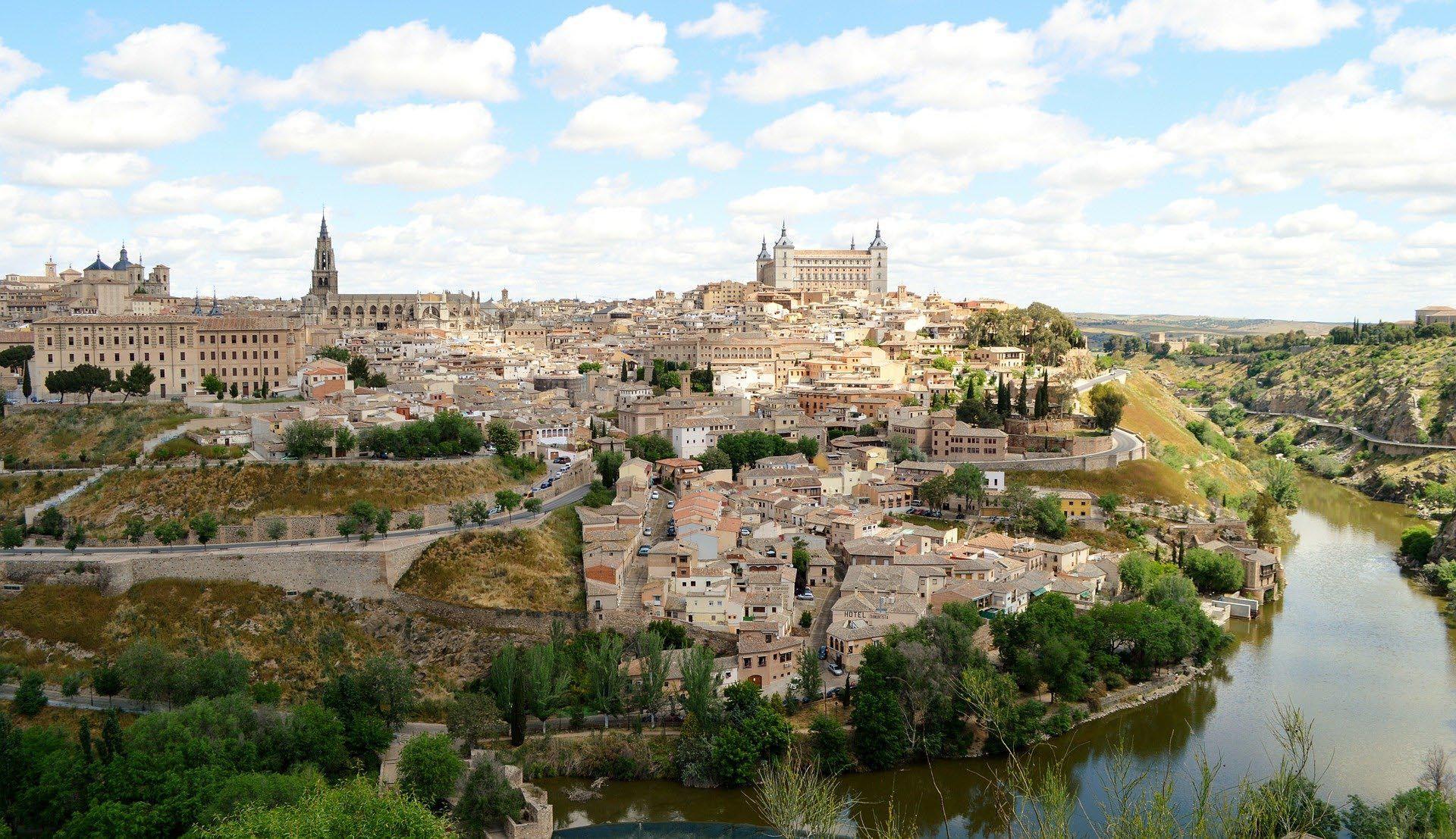 Fotografia Toledo. Nace el grupo de trabajo del CSCAE 'Arquitectos +