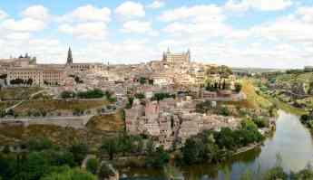 Foto de Toledo. Nace el grupo de trabajo del CSCAE 'Arquitectos +