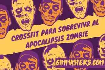 Foto de crossfit para sobrevivir al apocalipsis zombie