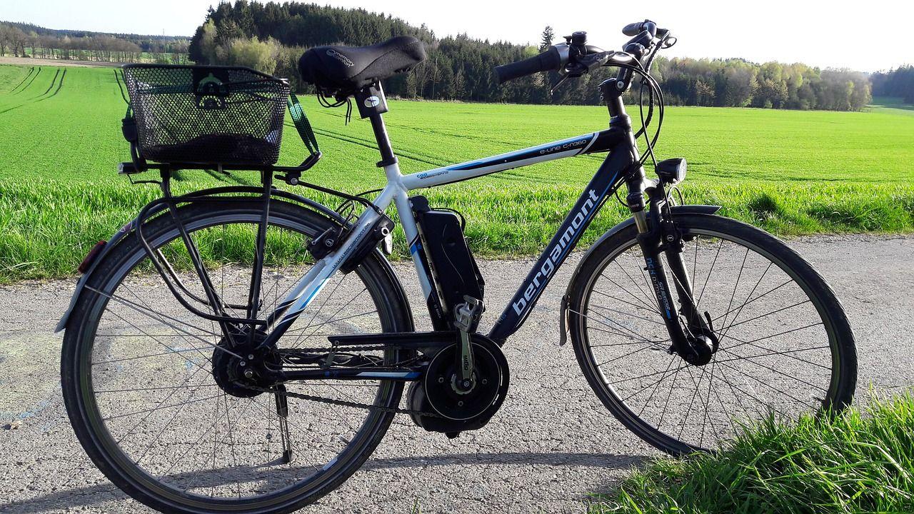 Foto de Bicicleta eléctrica